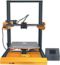 TEVO Nereus 3D Printer, WiFi Preassembled Printing Metal Frame Power Off Resume 3.5 inches Touch Screen Support PLA ABS TPU Build Volume 320X320X400mm with an Extra Glass Bed