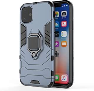 YEEHO iPhone 11 Case [ Military Grade ] Drop Protection Case   Shockproof Kickstand   Impact Resistant   Anti-Scratch Comp...