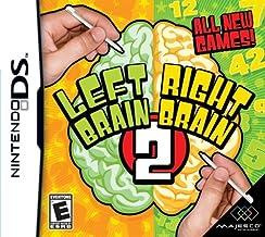 لعبة ليفت براين رايت براين 2 - نينتندو دي إس