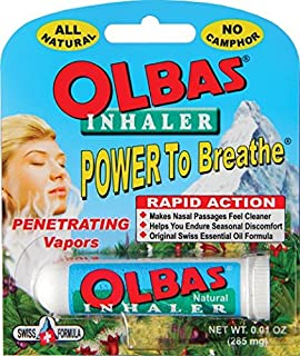 olbas inhaler for babies
