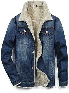 Best mens lined denim jacket Reviews