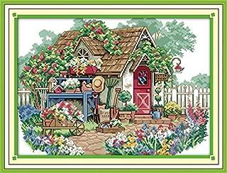 Best flower in cross stitch Reviews
