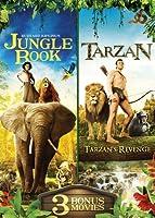 Jungle Book & Tarzan [DVD] [Import]