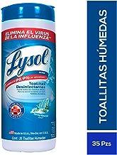Lysol, Toallitas Desinfectantes, Spring Waterfall