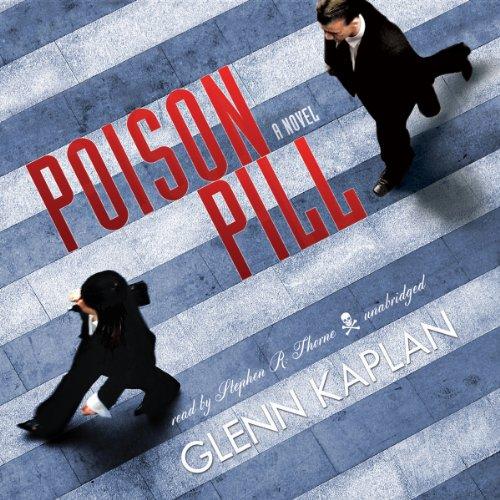 Poison Pill audiobook cover art
