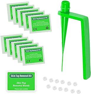 Blesiya Premium micro skin tag remover apparaat, skin tag removal kit verwijder kleine tot middelgrote huid tags - Groen
