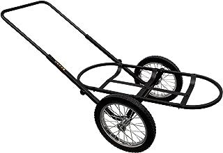 Muddy The Mule Game Cart, Black