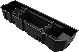 DU-HA Under Seat Storage Fits 06-14 & 2017 Honda Ridgeline, Black, Part #50074