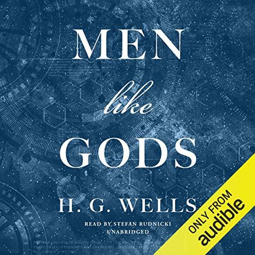 Men Like Gods cover art