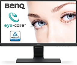 "BenQ GW2280 – Monitor para PC Desktop de 21.5"" Full HD (1920x1080, VA, 16:9, 2x HDMI, VGA, 5ms, altavoces, Eye-care, Sensor Brillo Inteligente, antirreflejos, Flicker-free, Low Blue Light, E2E)"