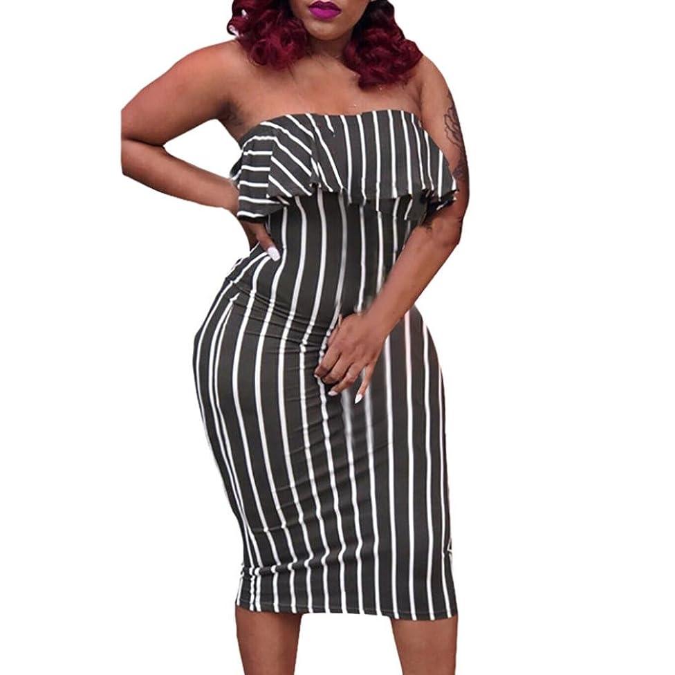 Aurorax Plus Size Women Bodycon Dresses,Sexy Off Shoulder Clubwear Party Dresses