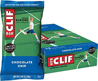 CLIF Energy Bar Chocolate Chip 12x68g