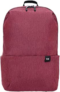 Xiaomi Mi Backpack 10L Bag 165g Urban Leisure Sports Chest Pack Bags Small Size Shoulder Unise-Dark Red