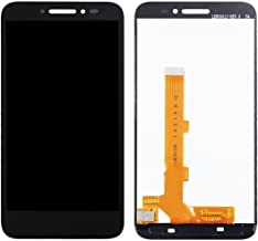 Premium Craftsmanship Replacement Parts Compatible with Alcatel Shine Lite / 5019 LCD Screen + Touch Screen for Cellphone