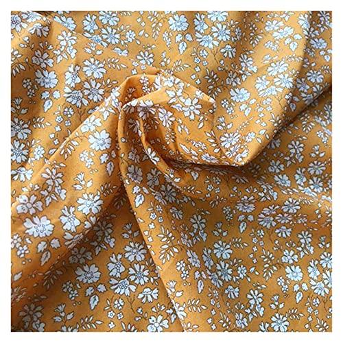WanXingY 150x100cm frühling Sommer Baumwolle super dichter Popelin nähen Stoff Machen Frauen tragen Kleid DIY. Kinder Kleidung Kleidung Tuch (Farbe : 2)
