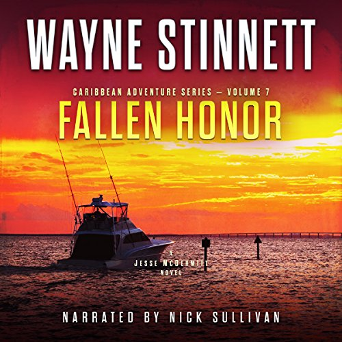 Fallen Honor - A Jesse McDermitt Novel audiobook cover art