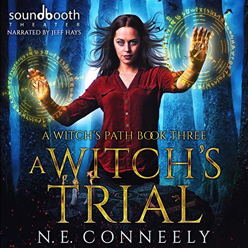 A Witch's Trial audiobook cover art