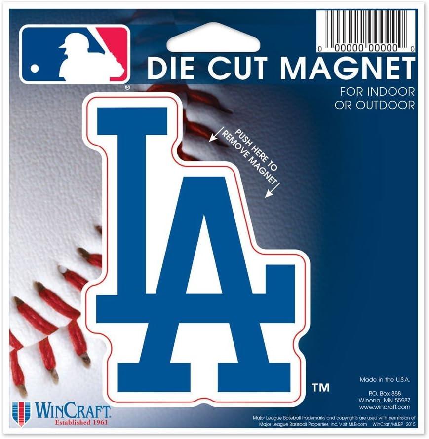 WinCraft MLB Die Trust Cut Magnet Super sale