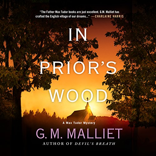In Prior's Wood copertina