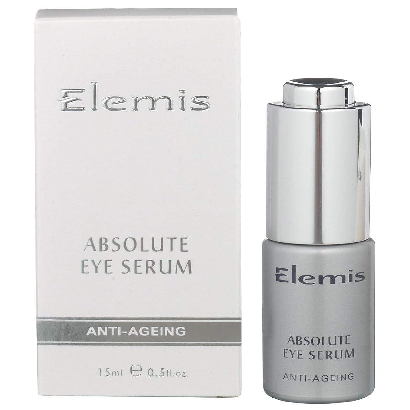 漂流ジャム補助金エレミスアブソリュートアイ血清 (Elemis) (x6) - Elemis Absolute Eye Serum (Pack of 6) [並行輸入品]
