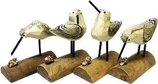 Best wooden coastal birds Reviews