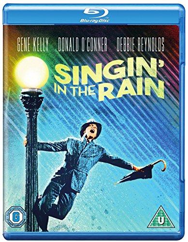 Singing in the Rain [Blu-ray]