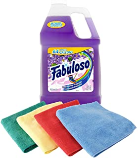 fabuloso purple cleaner