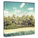 サーフ 空 アートパネル 30cm × 30cm 日本製 ポスター おしゃれ インテリア 模様替え リビング 内装 海 夏 風景 ファブリックパネル typ-0032