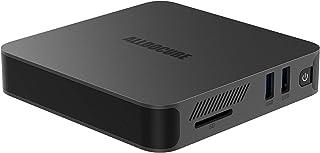 ALLDOCUBE SuperBox Mini PC, Intel Celeron J4005, 8GB RAM 128GB ROM, supporto SSD M.2, Windows 10 Home