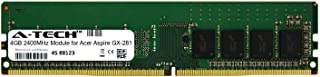 A-Tech 4GB Module for Acer Aspire GX-281 Desktop & Workstation Motherboard Compatible DDR4 2400Mhz Memory Ram (ATMS267913A25815X1)