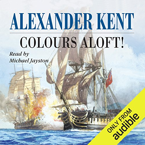 Colours Aloft cover art