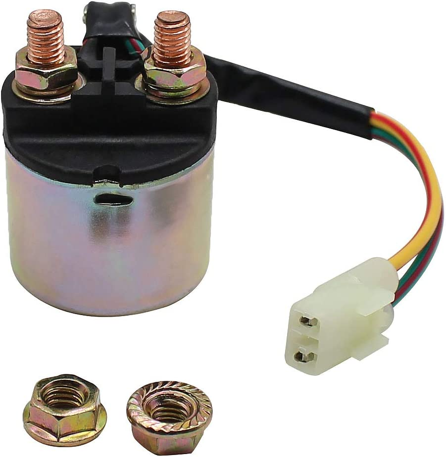 Starter Solenoid Relay Factory outlet for Honda 1 Fourtrax service Fourman 450 TRX450ES