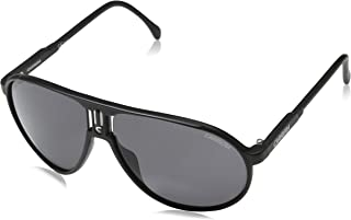 Carrera CHAMPION MATTE BLACK/GREY POLARIZED men Sunglasses