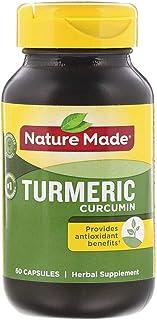 Nature Made Turmeric Curcumin - 60 Capsules