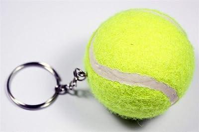 FGVBHTR - Llavero de Goma, diseño de Tenis, Creativo: Amazon.es: Hogar