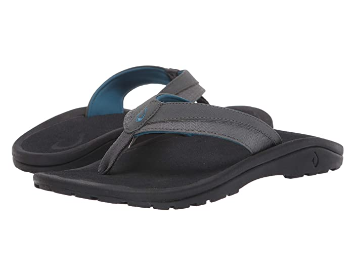 'Ohana Koa  Shoes (Dark Shadow/Dark Shadow) Men's Sandals