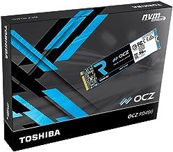 Toshiba OCZ RD400 Series Solid State Drive, PCIe NVMe M.2 1TB with MLC Flash (RVD400-M22280-1TB)