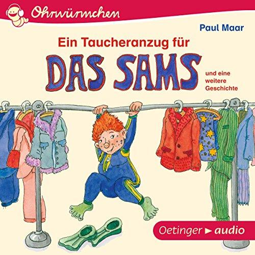 Ein Taucheranzug für das Sams und eine weitere Geschichte audiobook cover art