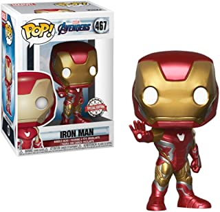 Funko Pop Marvel avengers: Endgame Iron Man  Bobble-Head - Exclusive