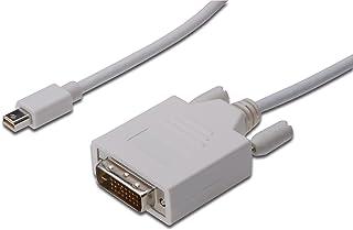 Digitus AK-340305-020-W - Cable adaptador de mini