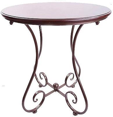 Amazon.com: Mesas de café para muebles, mesa auxiliar ...