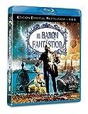 El Barón Fantástico BD 1961 Baron Prásil - The Fabulous Baron Munchausen (The Original Fabulous Adventure of Baron Munchausen) [Blu-ray]