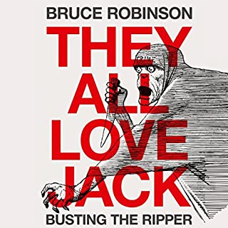 They All Love Jack: Busting the Ripper cover art