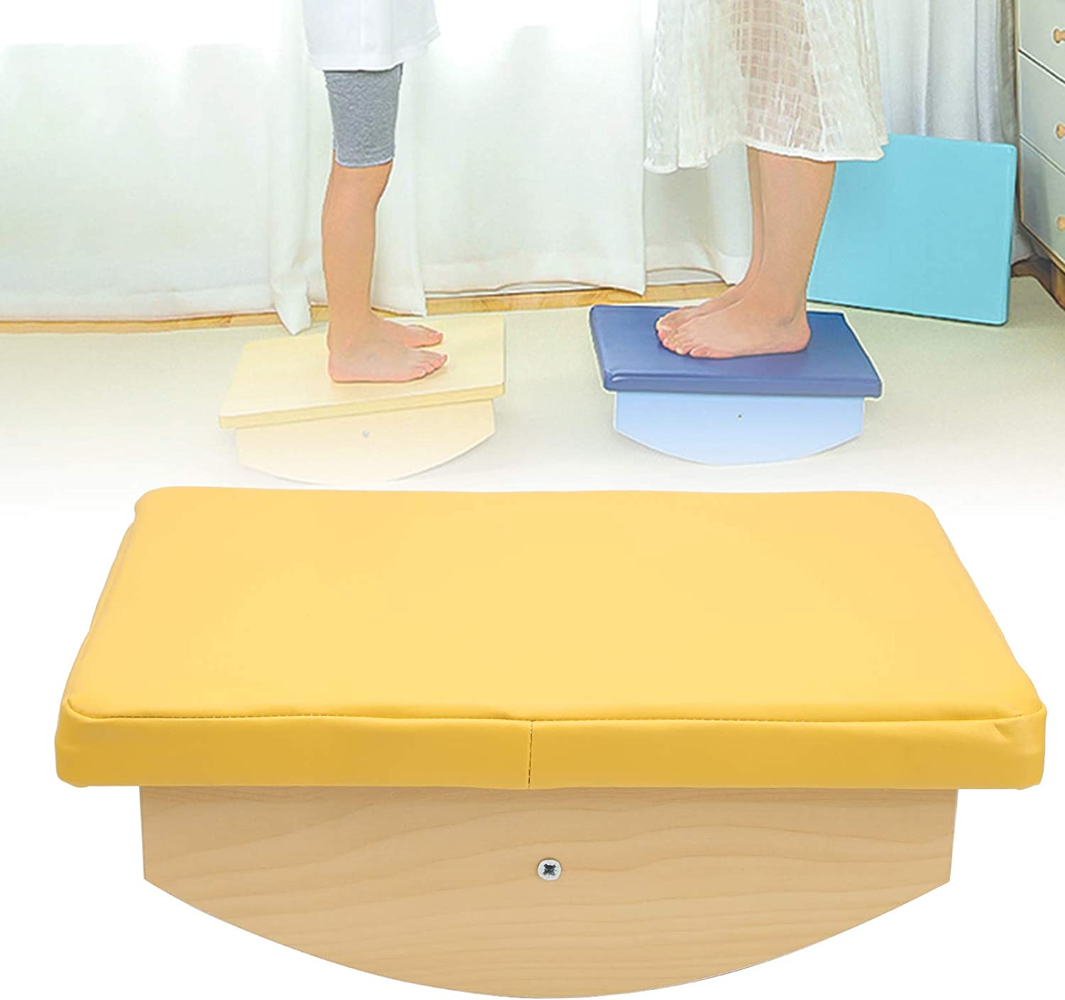 Jinyi Physical Education Toy Kids Board PU Rocking Wooden At the price and Nippon regular agency
