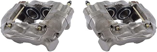 CCK11151 [2] FRONT [ S13WE ] Premium Grade OE Caliper Assembly Pair Set