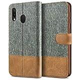 BEZ Handyhülle für Samsung Galaxy M20 Hülle, Tasche