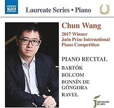 chun wang piano