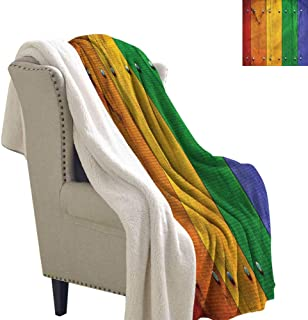 Best vs pink rainbow sherpa blanket Reviews
