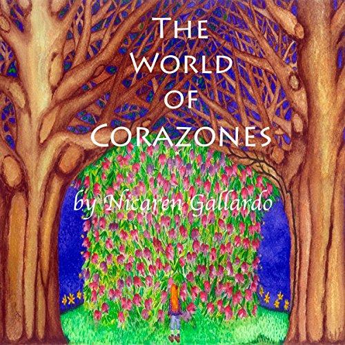 The World of Corazones audiobook cover art