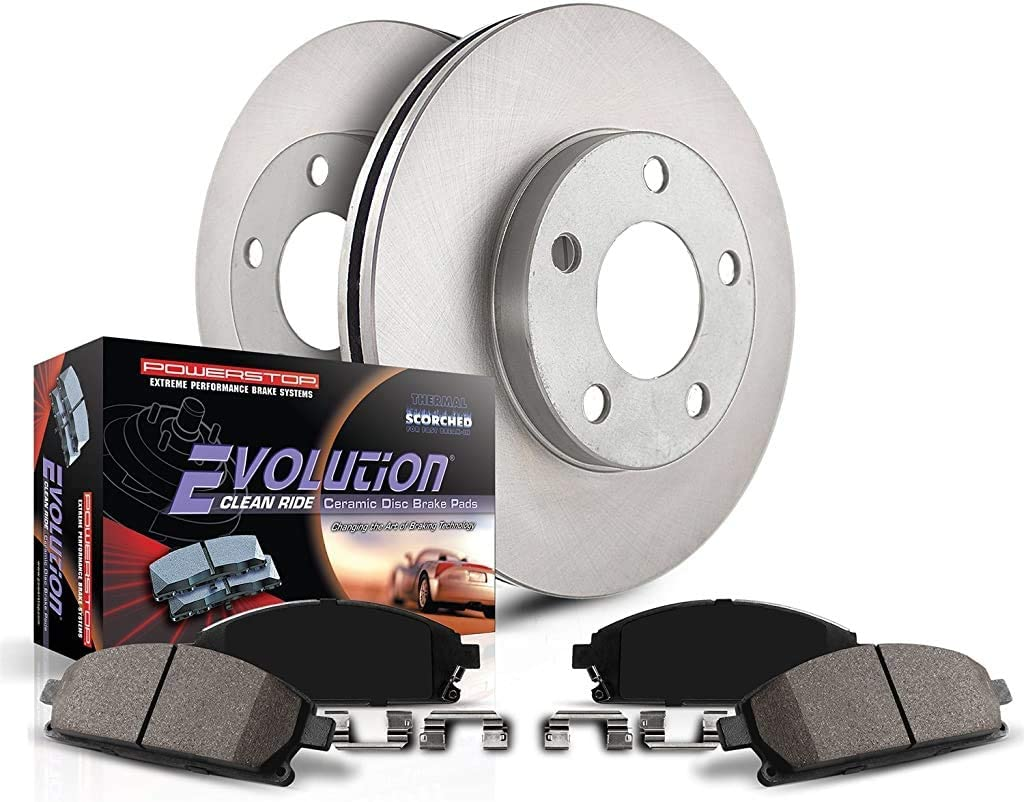 Max 41% OFF Sale SALE% OFF Power Stop KOE5926 Autospecialty Front Replacement Kit-OE Brake